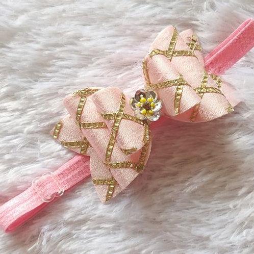 Gota Passion Bow Headband