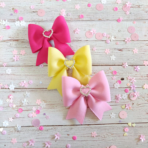 Pink Paradise Bows