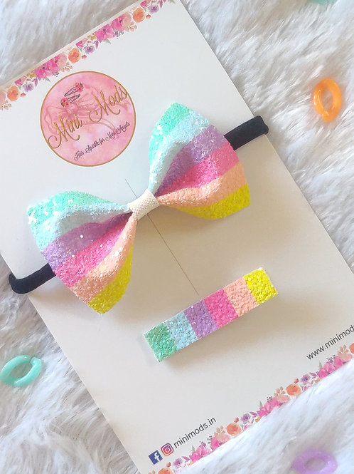 Rainbow Stripe - Pastel