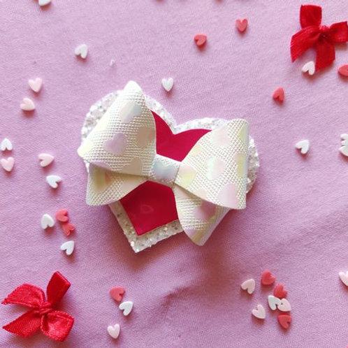 Mini Valentine Bow