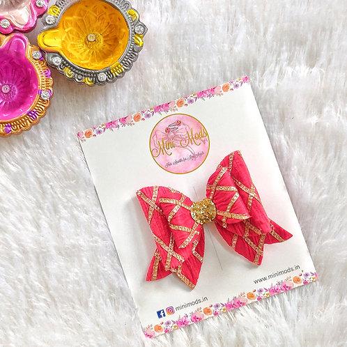 Gota Love Bow - Red