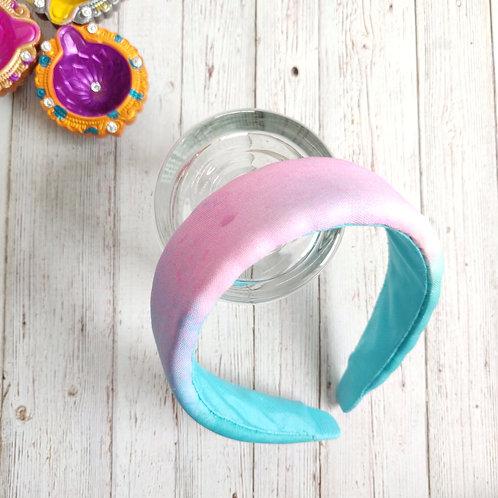 Bright Rainbow Padded Hairband
