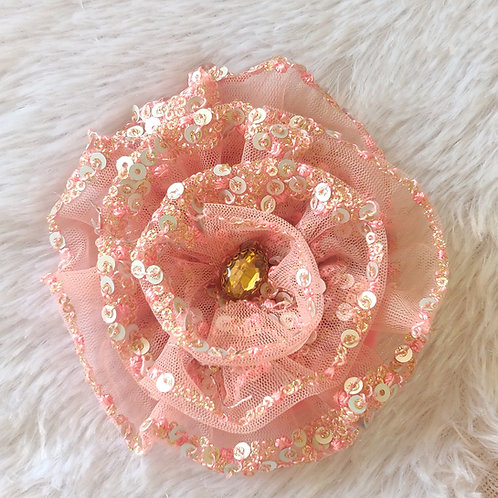 Fulwari Hair Clips - Baby Pink