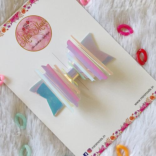 Dreamy Rainbow Bow