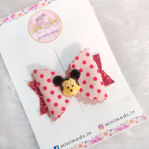 Mickey Mouse Bow