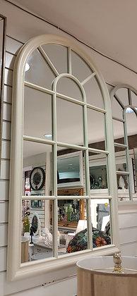 Palladian Window mirror Cream