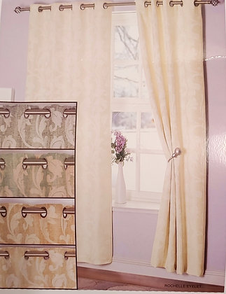 Rochelle Curtains (5 Shades)