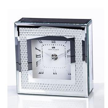 Gemstone Clock