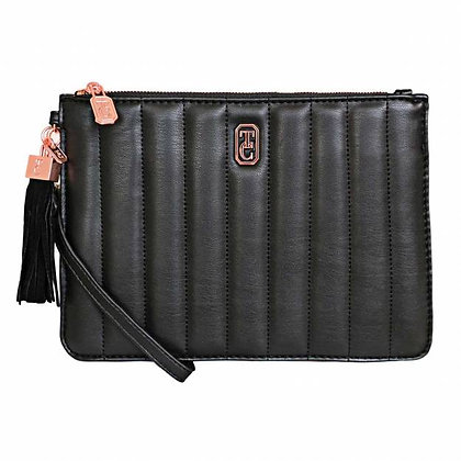 The Soiree Hand Pouch Black