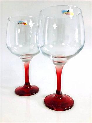 Killarney Crystal Set of 2 Gin Glasses
