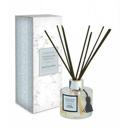 French Linen Water Fragranced Diffuser Set