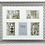 Thumbnail: Lavelle collage frame silver 5 4 x 6