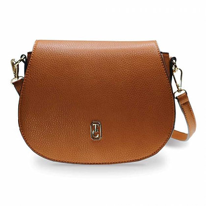 Kensington Brown Saddle Bag