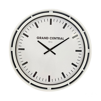 Ivory Grand Central Clock