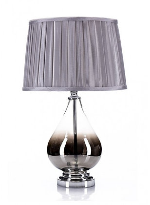 Teardrop Smoked Lamp LK02