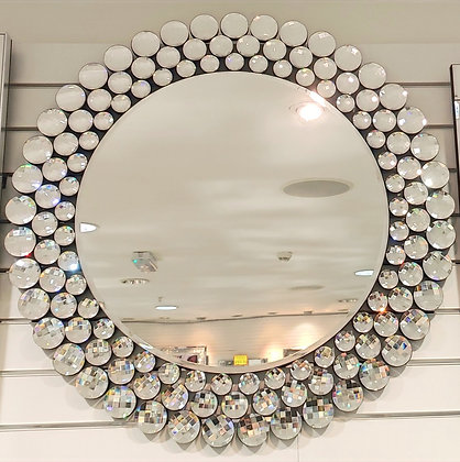 Diamond Finish Mirror