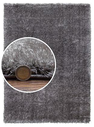 Flush Shaggy rug - Dark Grey