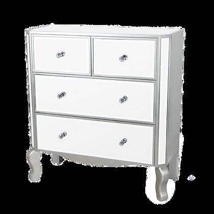 Reflections dresser 4 drawer