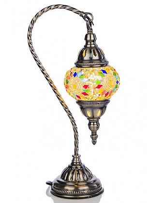 MOSAIC HANGING TABLE LAMP