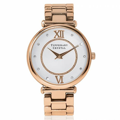 Timeless Rose Gold Watch