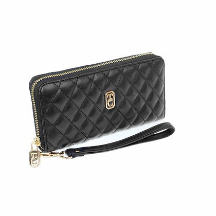 Palermo Wallet Black