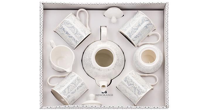 Bella Bone China Tea Set