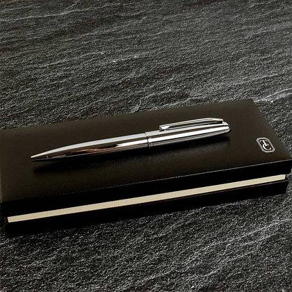 Oscar Wilde Silver Pen
