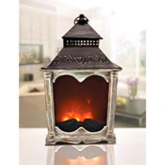 Mini Fire Place Lantern