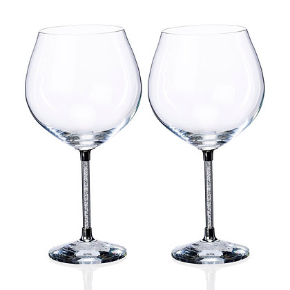 Pearl Stem Gin Glass Set of 2