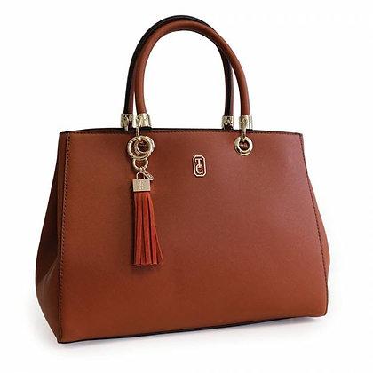 Tote Milano Brown Handbag