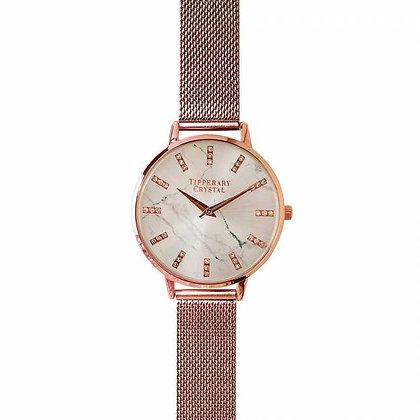 Malibu Rose Gold Watch