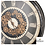 Thumbnail: Clockworks gears clock ant grey 76cm TH5053