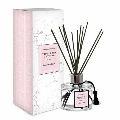 Pink Grapefruit Diffuser Set