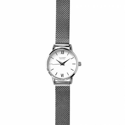 Pacific Coast Silver Watch