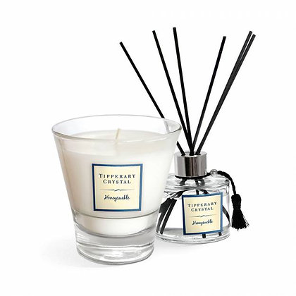 Candle & Diffuser Gift Set (Honeysuckle)