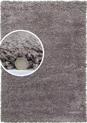 DREAMS SHAGGY fireside RUG - TAUPE