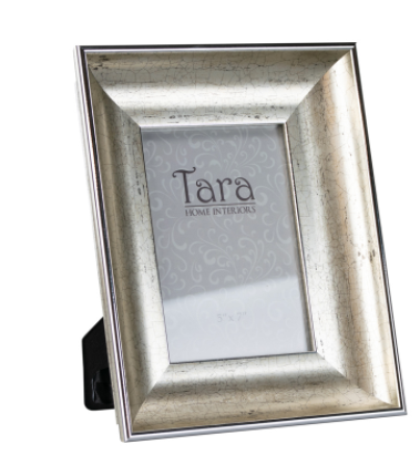 Lucy photo frame champagne 5 x 7