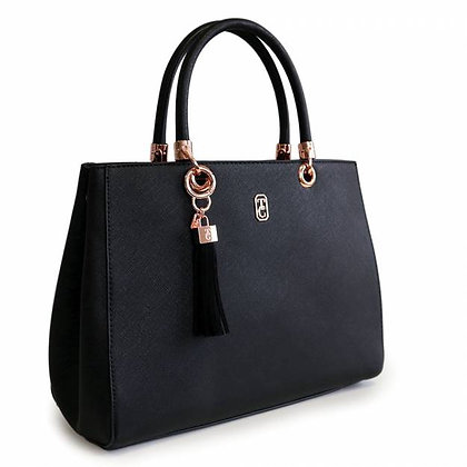 Tote Milano Black Handbag
