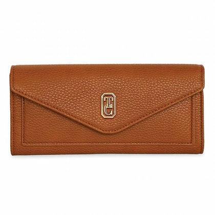 The Envelope Wallet Tan