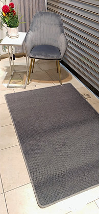Indoor Mat Dotted Grey