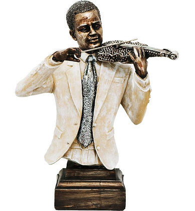 """15"""" Musician with Violin"""