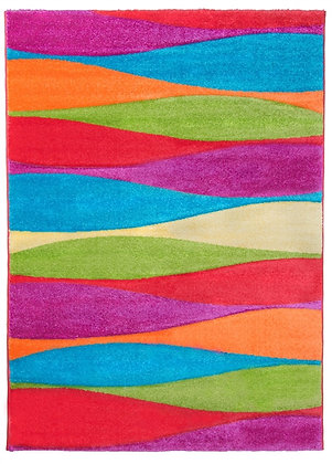 Candy Rug-Waves Multicolour