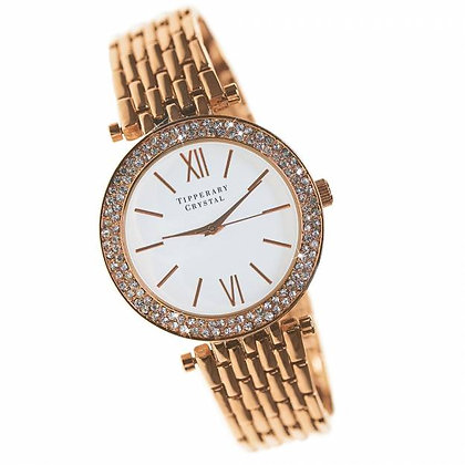 Tempo Rose Gold Watch