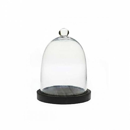 Tipperary Crystal Cloche For Candles