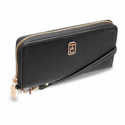 Venice Black Wallet