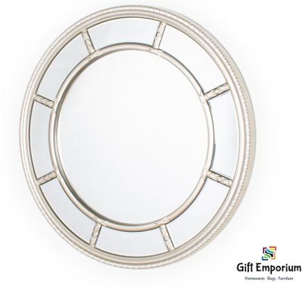 Reflections champ mirror nautilus rnd 90cm Z534
