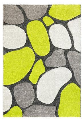 Pebbles Rug-Grey/Green