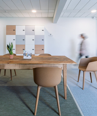 Salle de réunion - Icade Lyon - Imagin'office