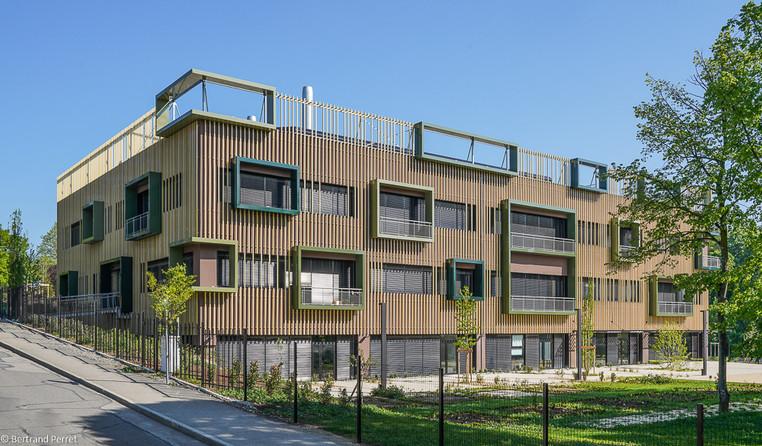 Photographie d'architecture - Chabanne Architecte