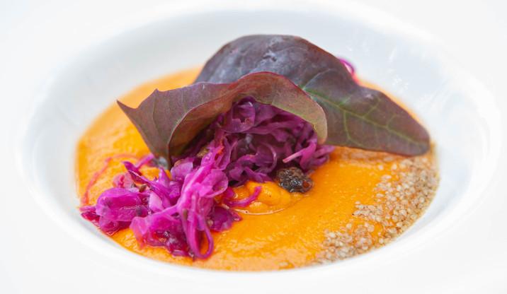 Photographie culinaire - soupe